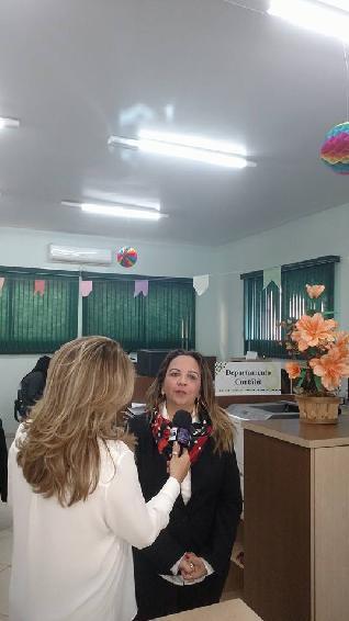 Entrevista para a Tenda da Cida.