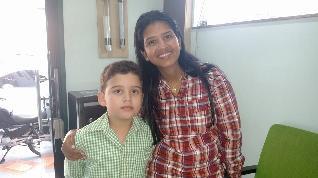 Theo e Fabiana
