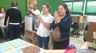 Aniversariantes: Cíntia e Ana Paula Rocha